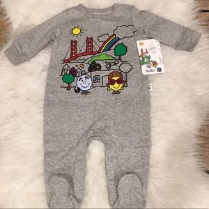 GAP baby sleeper (UNISEX)
